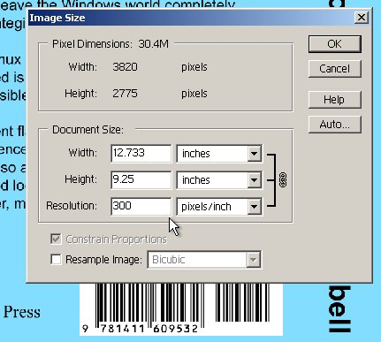 putting the isbn barcode on your cover, Powerpoint templates
